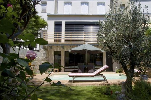 Villa Saint Genes - Chambres et Table d'hotes - 23