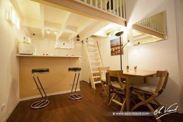 Petit Appartement Rue du Temple - фото 25