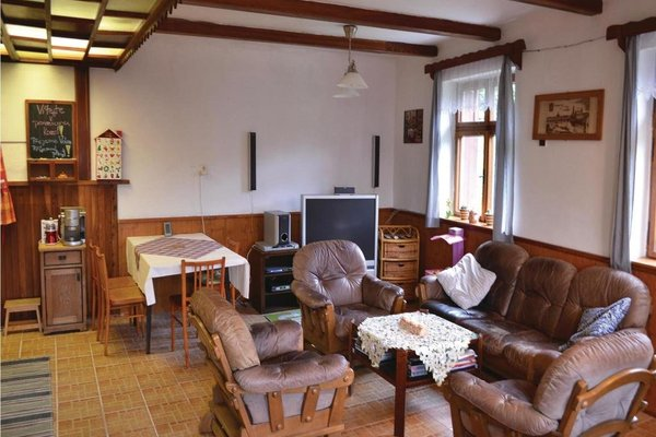 Holiday home Bedrichov-Hranicna 92 with Game Room - фото 23