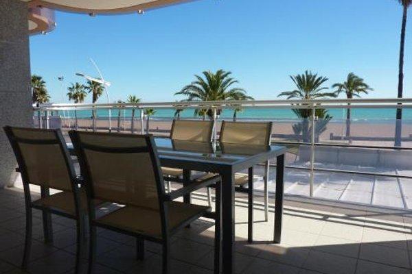 Apartamentos Deluxe Peniscola - фото 6