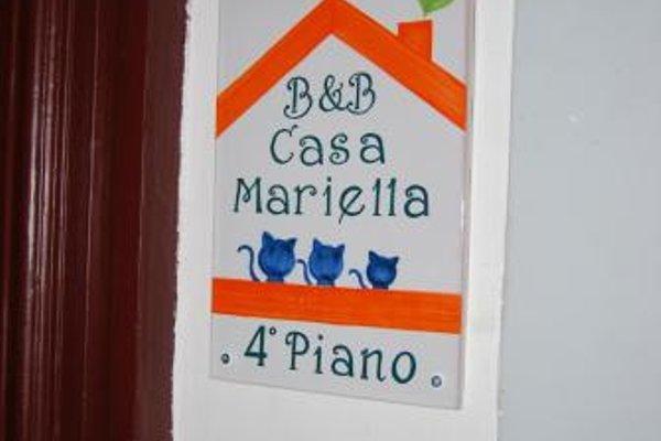 Bed and Breakfast Casa Mariella - фото 17