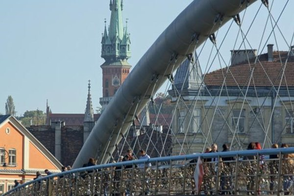 Vistula River Roof Terrace - фото 50