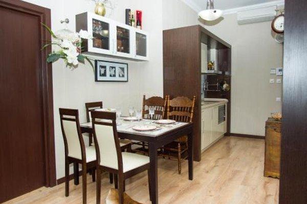 Апартаменты Горная Карусель - фото 15