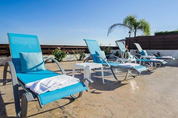Oceanview Villa 116 - фото 19