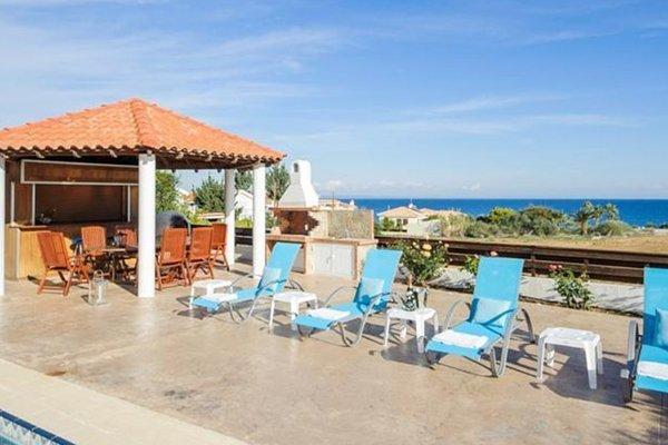 Oceanview Villa 116 - фото 20