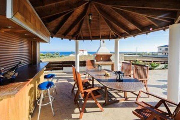 Oceanview Villa 116 - фото 21