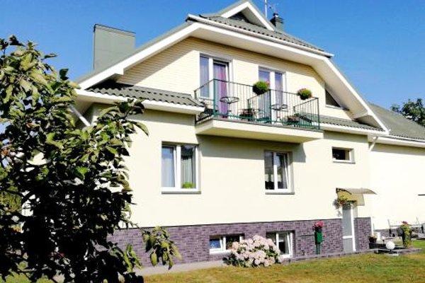 Viktoras Apartments - фото 20