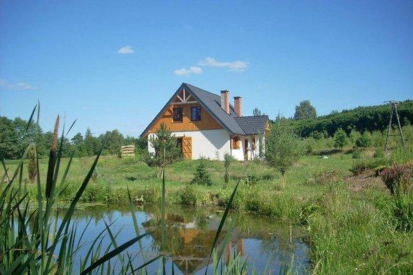 Holiday Home Siedlisko Gaj - фото 9