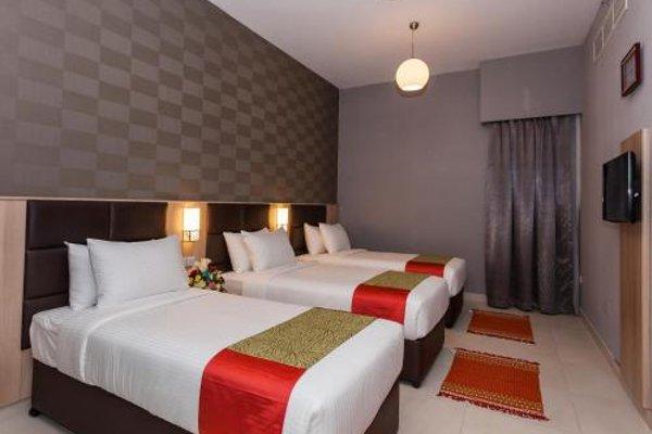 Flora Square Hotel - фото 11