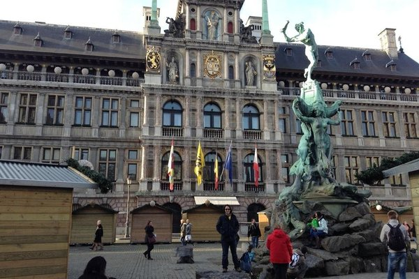 't Stadhuys Grote Markt - фото 18