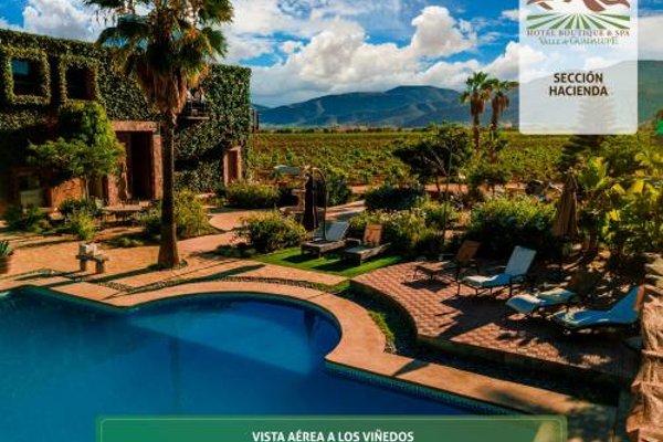 Hotel Boutique Valle de Guadalupe - фото 50