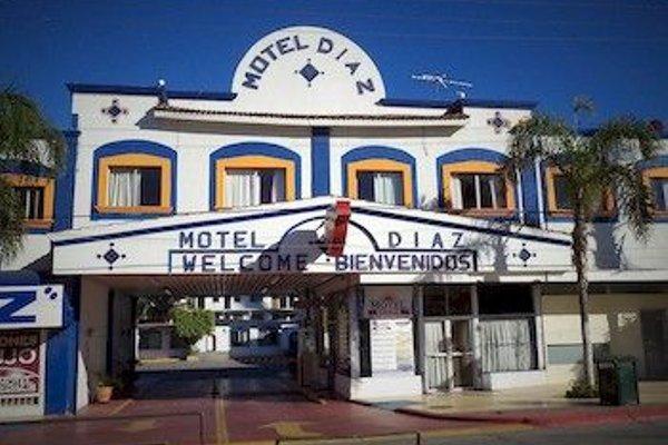 Hotel Diaz - фото 14