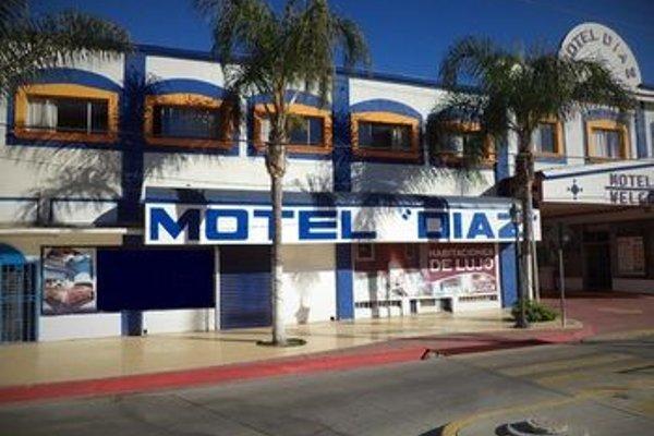 Hotel Diaz - фото 16
