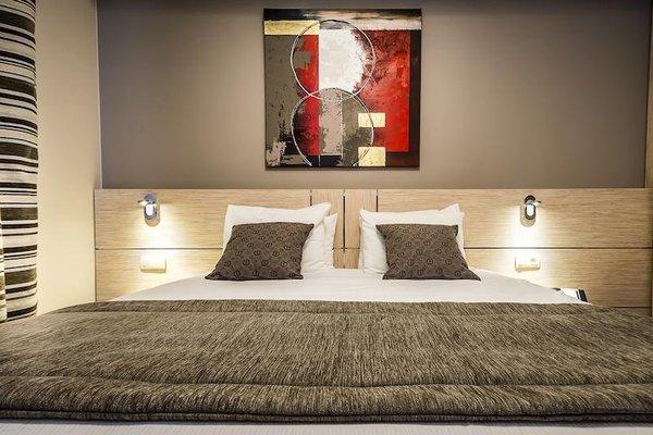 Best Western Plus Aero 44 Charleroi Airport - фото 50