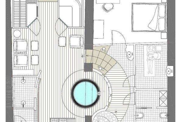 Dimora & Spa Il Cerchio di Lullo - фото 16