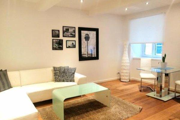 Apartments Spittelberg Gardegasse - фото 9