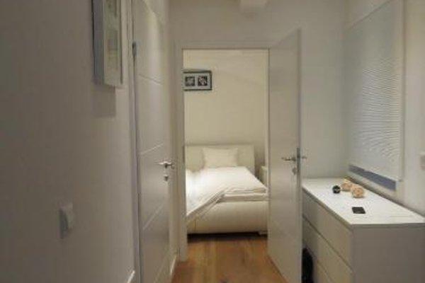 Apartments Spittelberg Gardegasse - фото 10