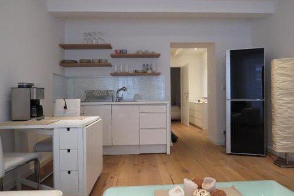 Apartments Spittelberg Gardegasse - фото 11