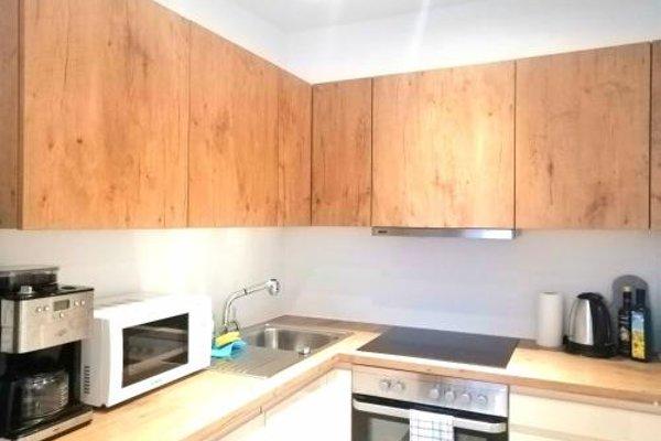 Apartments Spittelberg Gardegasse - фото 12