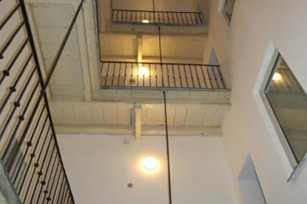 Apartments Spittelberg Gardegasse - фото 13