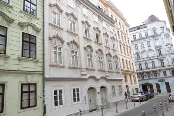 Apartments Spittelberg Gardegasse - фото 15