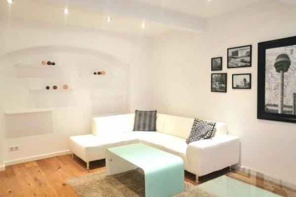Apartments Spittelberg Gardegasse - фото 3