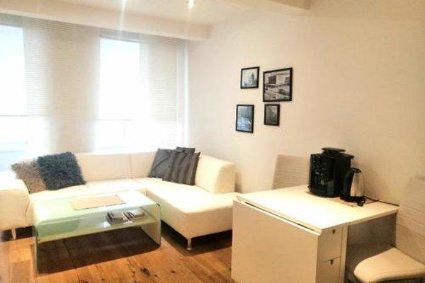 Apartments Spittelberg Gardegasse - фото 4