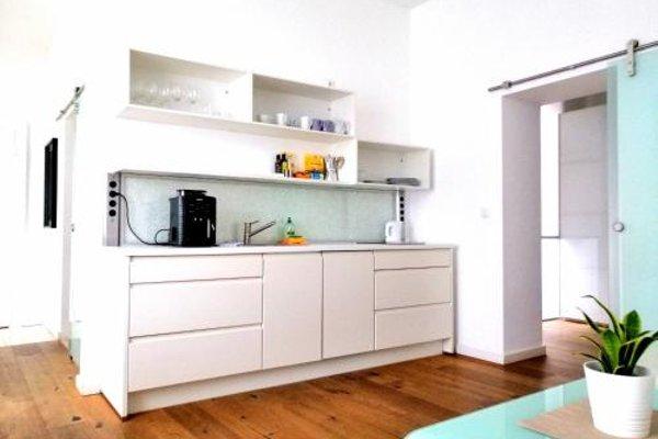 Apartments Spittelberg Schrankgasse - фото 16