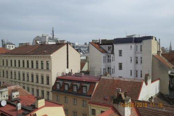 Apartments Spittelberg Schrankgasse - фото 23