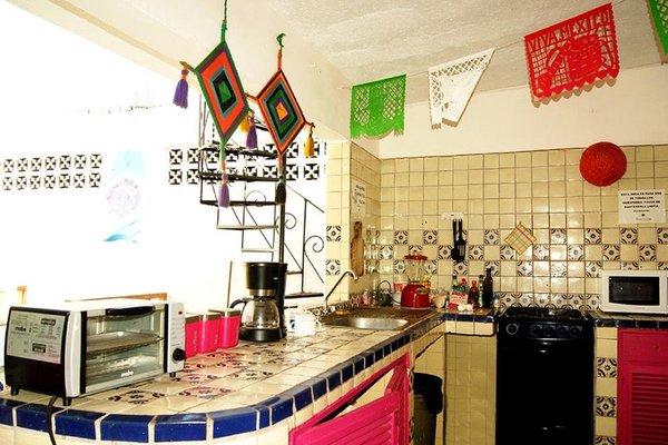 Hostal Manzanillo - фото 15