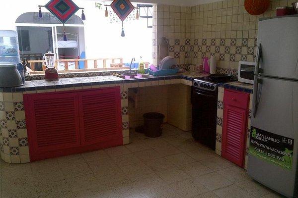 Hostal Manzanillo - фото 16