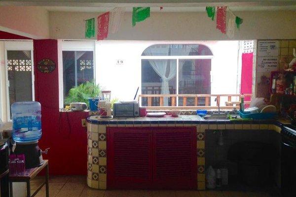 Hostal Manzanillo - фото 17