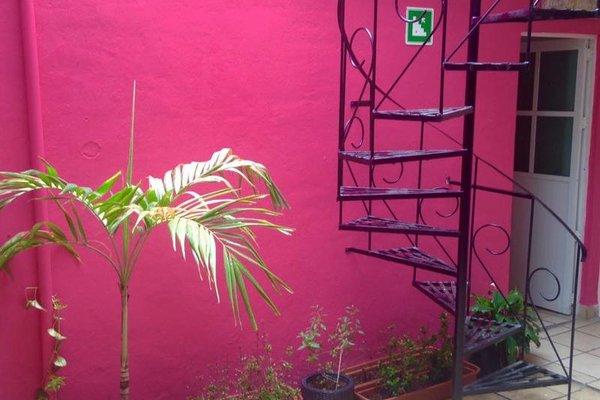 Hostal Manzanillo - фото 23