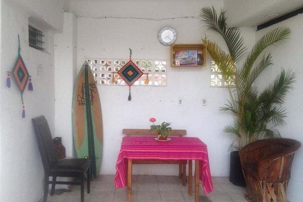 Hostal Manzanillo - фото 9