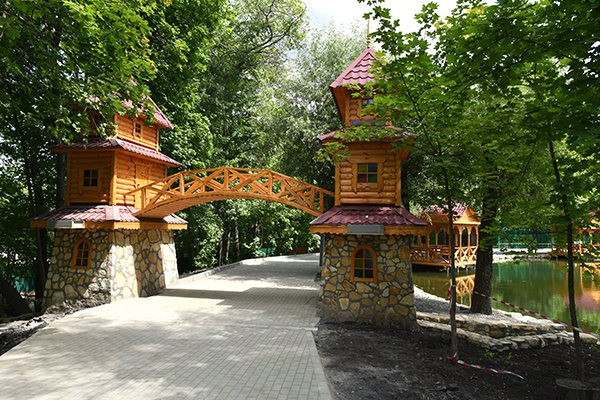 Парк Отель Хвалынский - фото 22