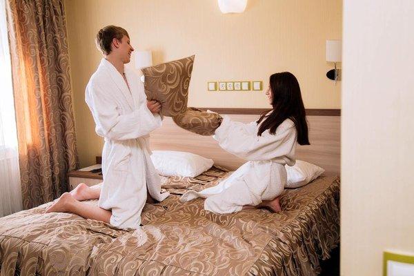 Гостиница Меридиан - фото 50