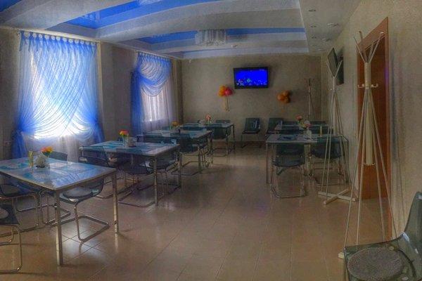 Гостиница Меридиан - фото 20