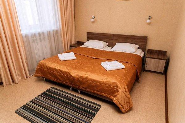 Гостиница Меридиан - фото 4
