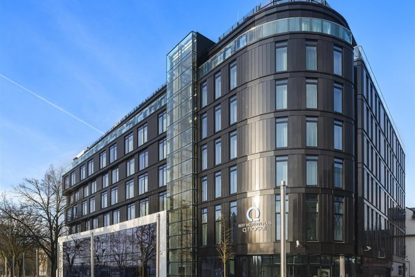 Q Hotel Plus Krakow - фото 22