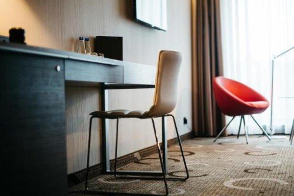 Q Hotel Plus Krakow - фото 5