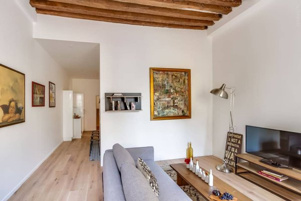Sweet Inn Apartments - Rue Du Cygne - 3