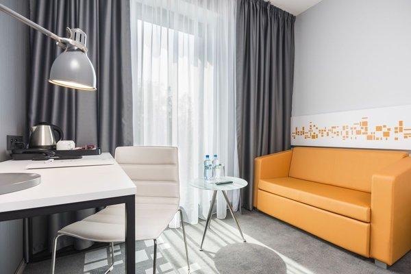 Q Hotel Krakow - фото 21