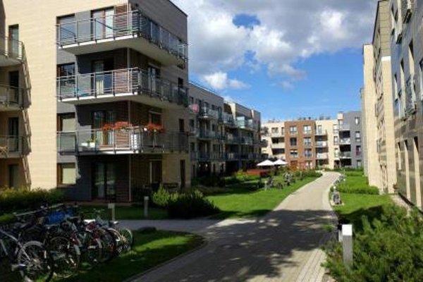 Apartment K&E Sopocka Rezydencja - фото 14