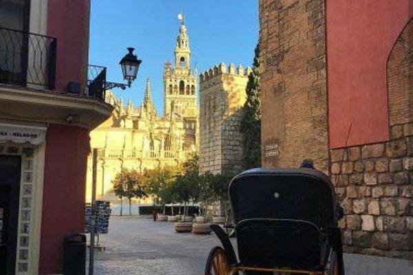 Hotel Boutique Voluve Sevilla - 23
