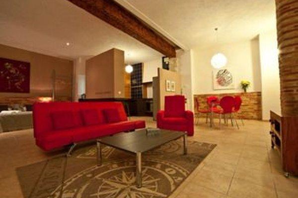 Apartamentos Kasa25 Loft Sensaciones - фото 13