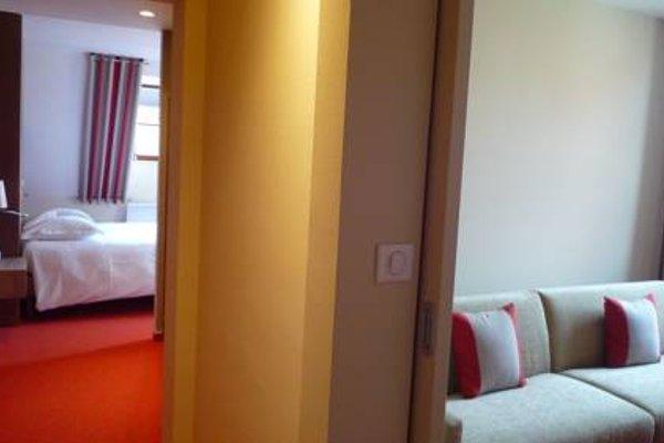 Hotel Winzenberg - фото 41