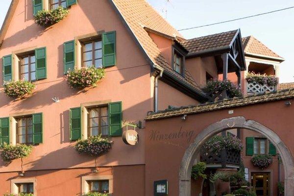Hotel Winzenberg - фото 17
