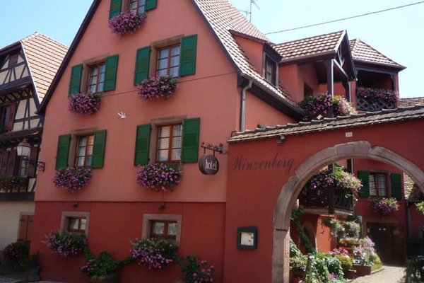 Hotel Winzenberg - фото 20