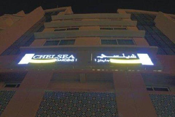 Chelsea Gardens Hotel Apartment - фото 4
