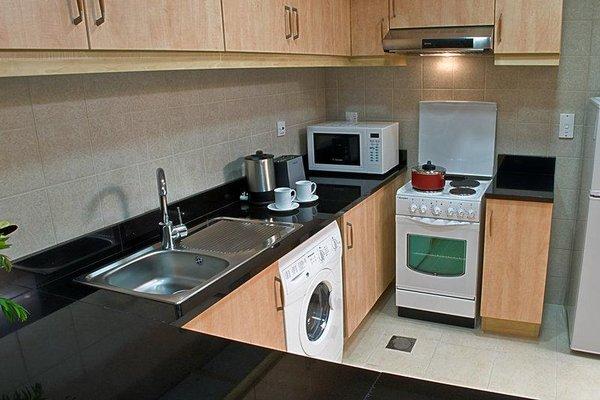 Chelsea Gardens Hotel Apartment - фото 8